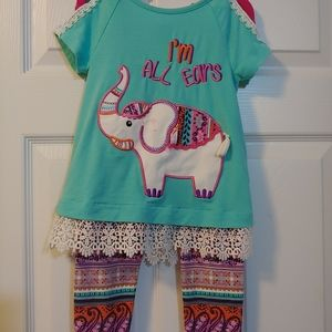 Emily Rose girls outfit